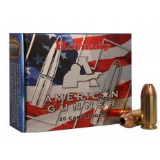 Hornady American Gunner .40 S&W 180 Gr. XTP Jacketed Hollow Point- Box of 20