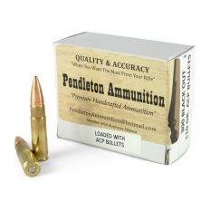 Pendleton .300 AAC Blackout 110 Gr. Sidewinder Aussie Copper Projectile- Lead-Free